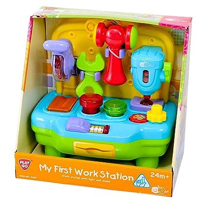 Incredible Playgo My First Work Station Creativecarmelina Interior Chair Design Creativecarmelinacom