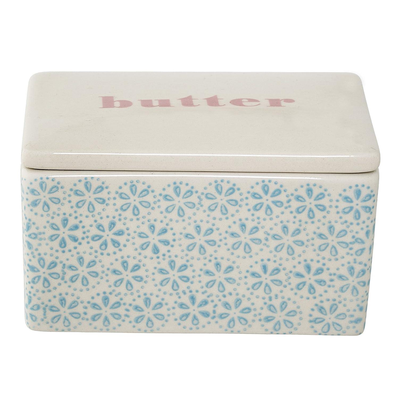 Bloomingville Butter Box Patrizia, Blue