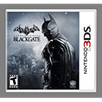 Batman - Arkham Origins Blackgate - Nintendo 3Ds