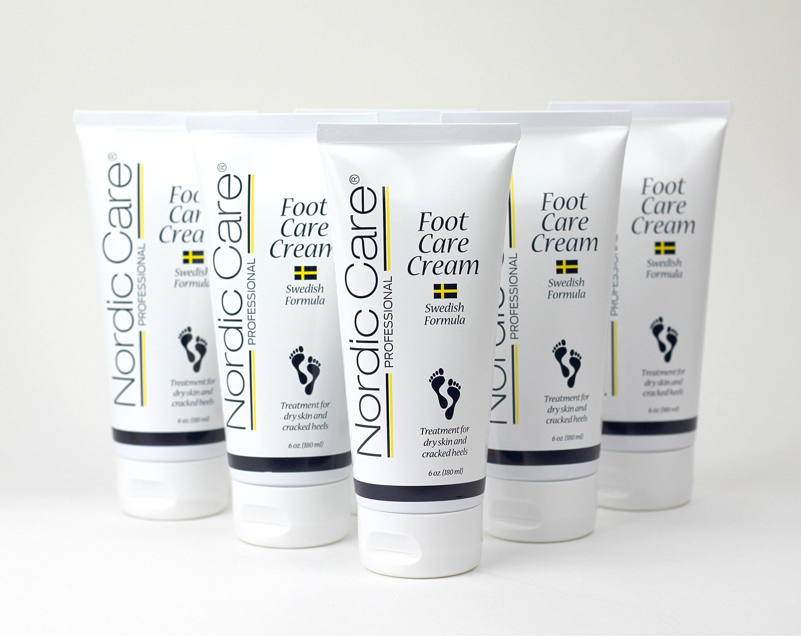 Nordic Care Foot Care Cream 6 oz. (12-Pack)