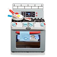 Little Tikes First Oven Realistic Pretend Play Appliance for Kids, Multicolor