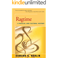 Ragtime: A Musical and Cultural History book cover