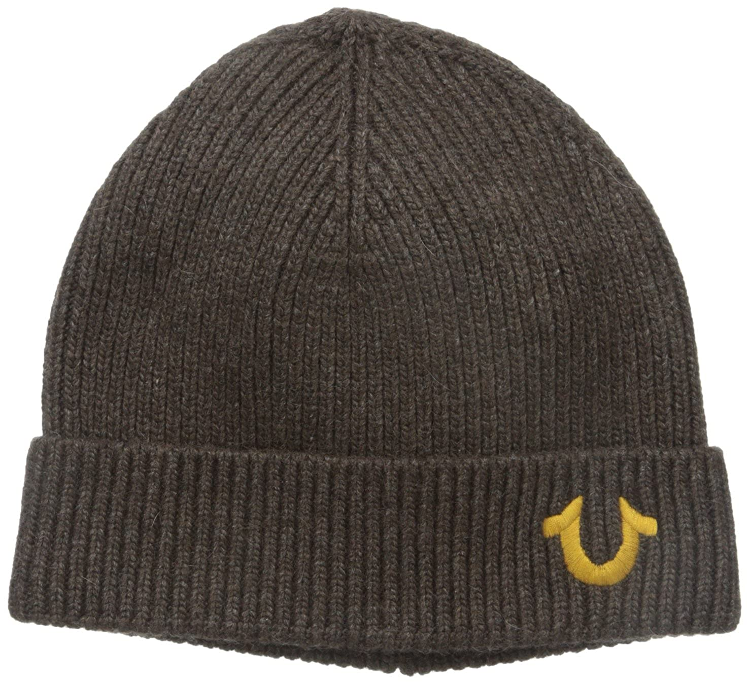 Amazon.com  True Religion Men s Ribbed Knit Watchcap 5ae50654866d
