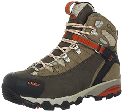Oboz Women's Wind River II Bdry Hiking Boot,Harvest,7 ...