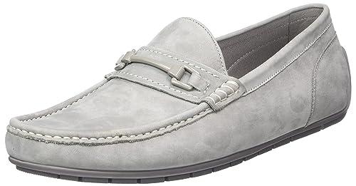 ALDO Meledor, Mocasines para Hombre, Gris (Cloudburst Nubuck), 43 EU: Amazon.es: Zapatos y complementos