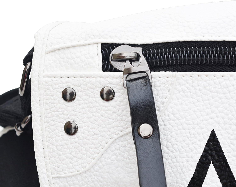 Amazon.com: barbariol Assassin S Creed lona bolsa de hombro ...