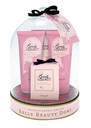 Disney Kids Beauty And The Beast Beauty Dome Gift Set Amazon Co Uk