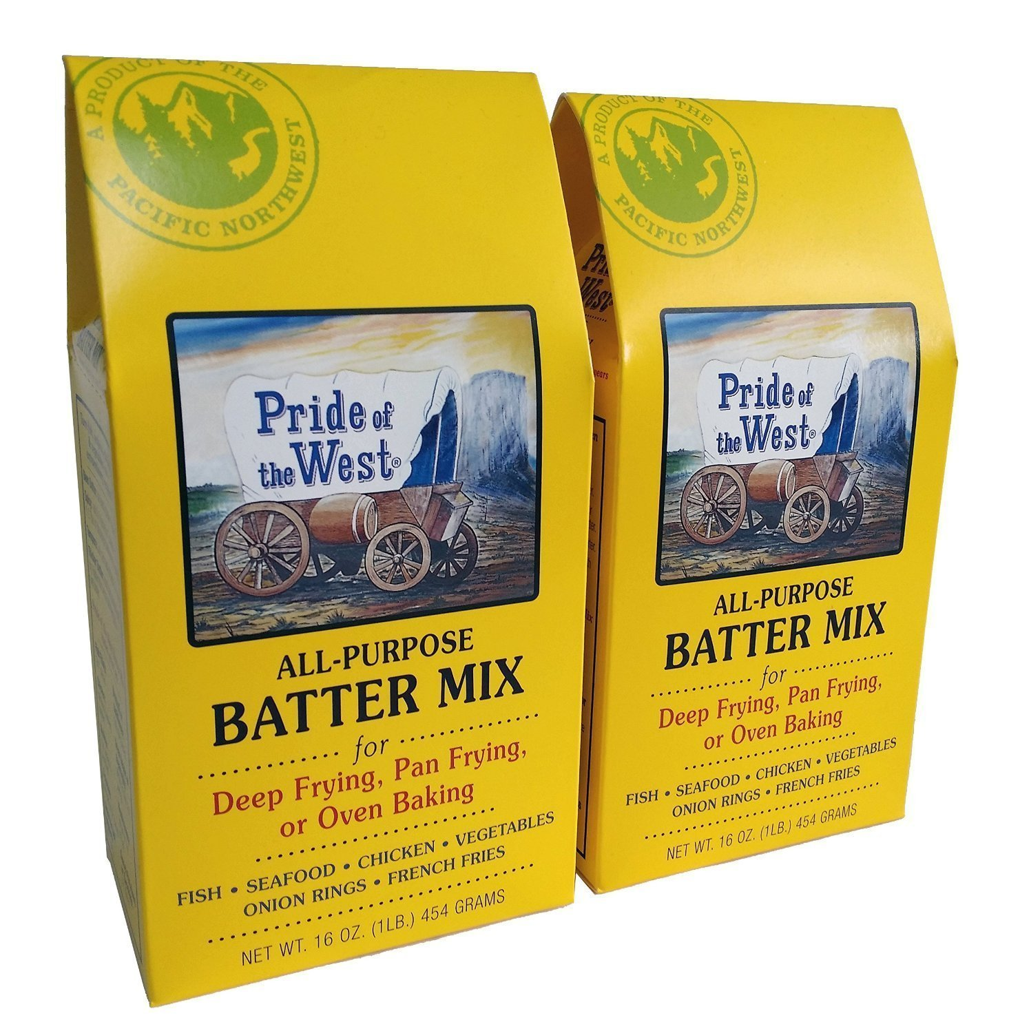 Pride of the West All Purpose Batter Mix (2 Pack)