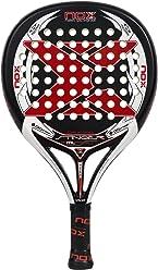 NOX Stinger 2.1 Padel Tennis Racquet, Black, Single