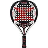 NOX Stinger 2.1 Padel Tennis Racquet, Black, Single