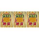 【 ペヤング 】 ソース やきそば プラス 【 納豆 】 126 g × 3 個