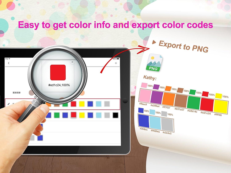 Amazoncom Penpower Colorpen Blue Smart Color Picker Pen