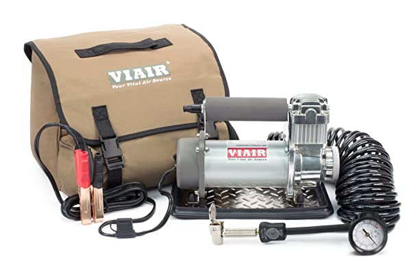 VIAIR 400P is the best tankless air compressor