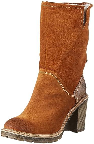 7e32b1fa02f410 Tamaris Damen 25446 Kurzschaft Stiefel  Amazon.de  Schuhe   Handtaschen