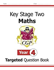 KS2 Maths Targeted Question Book - Year 4 (CGP KS2 Maths)