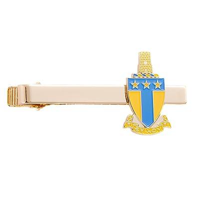 Alpha Tau Omega Fraternity Crest Tie Bar Greek Formal Wear Blazer