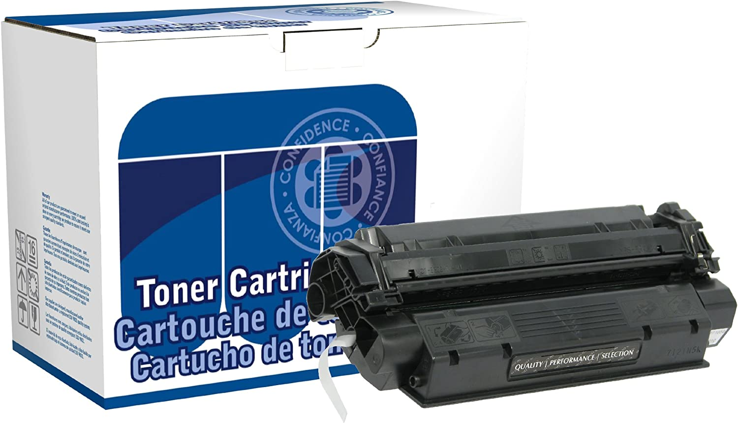 Dataproducts DPCX25 Remanufactured Toner Cartridge Replacement for Canon 8489A001AA (X25)