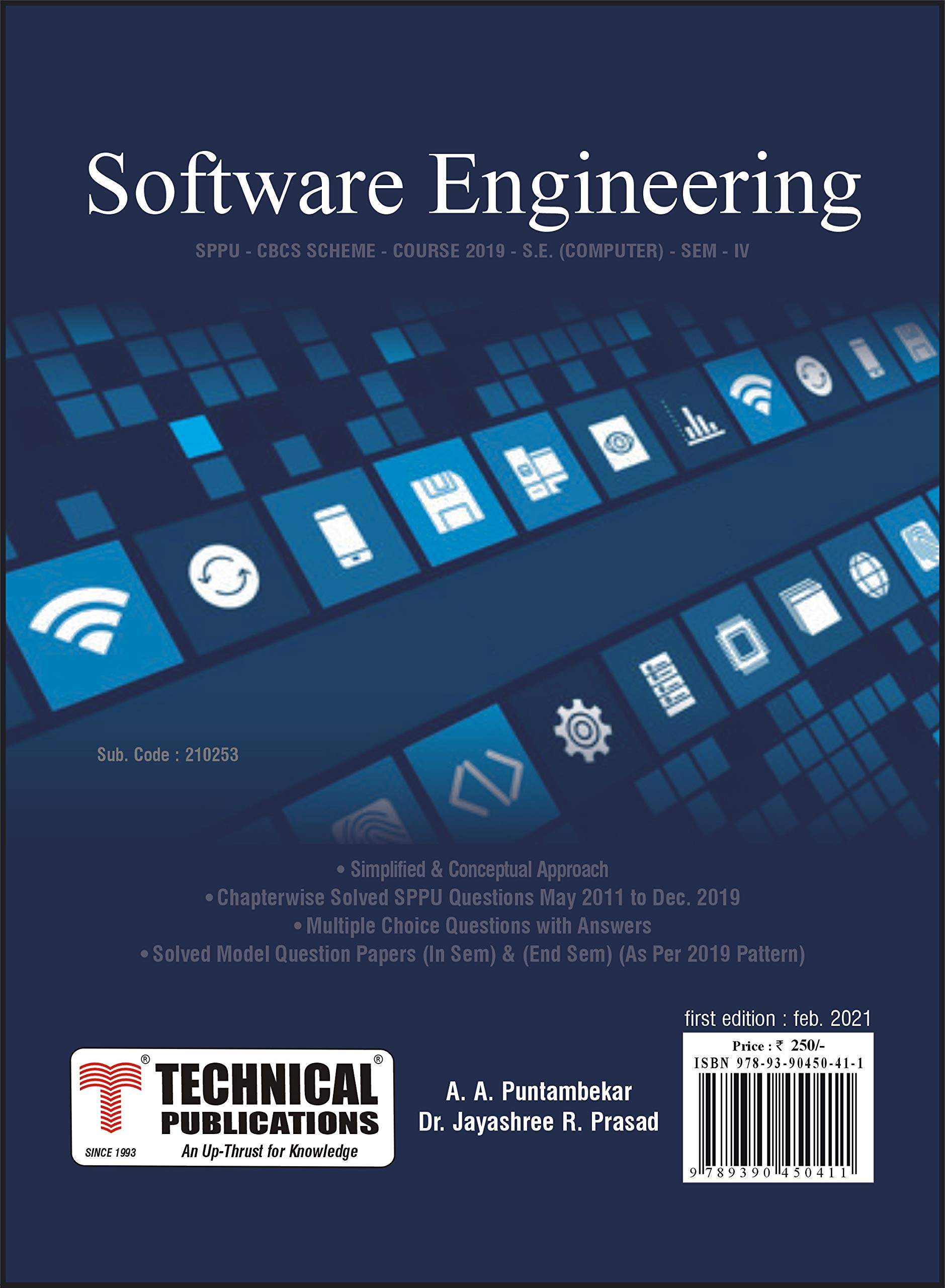 Software Engineering for SPPU 19 Course (SE - IV - Comp. - 210253)