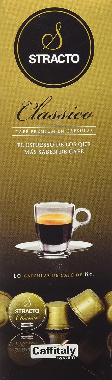 Stracto Classico Cápsulas De Café - 90 gr: Amazon.es: Alimentación y bebidas