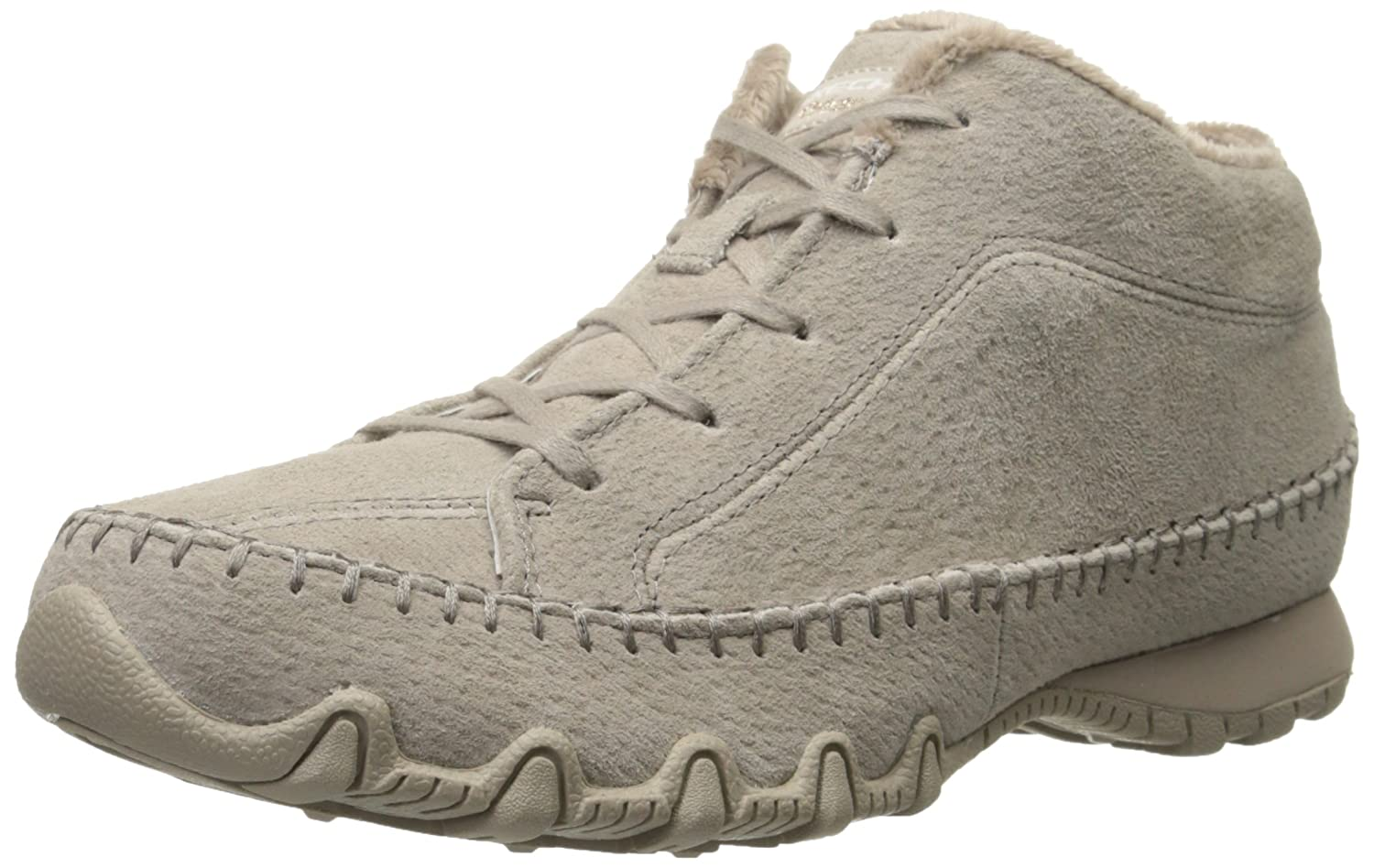 Skechers Women's Bikers Totem Pole Chukka Boot Skechers USA Footwear Womens 49013