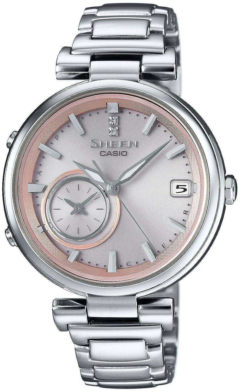 8540e49a00 Amazon | [カシオ]CASIO 腕時計 シーン スマートフォンリンクモデル SHB-100D-4AJF レディース | 国内メーカー |  腕時計 通販