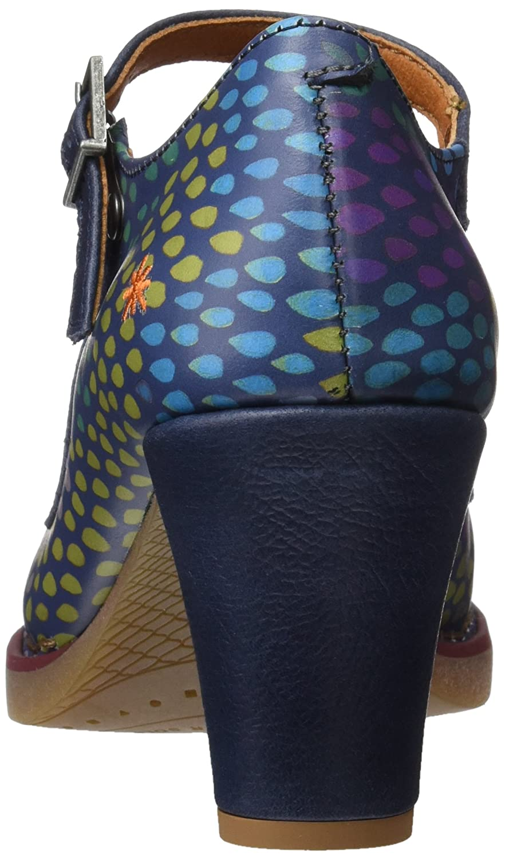 Art Damen St.Tropez St.Tropez St.Tropez Kurzschaft Stiefel, Blau (Fantasy Drops) 2ccd22
