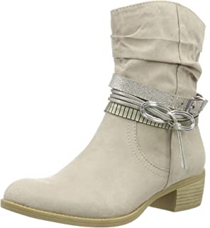 Marco Tozzi Damen 25102 Desert Boots, Beige (Dune Comb 435), 41 EU