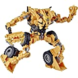 Transformers Toys Studio Series 60 Voyager Class Revenge of The Fallen Movie Constructicon Scrapper Action Figure - Ages…