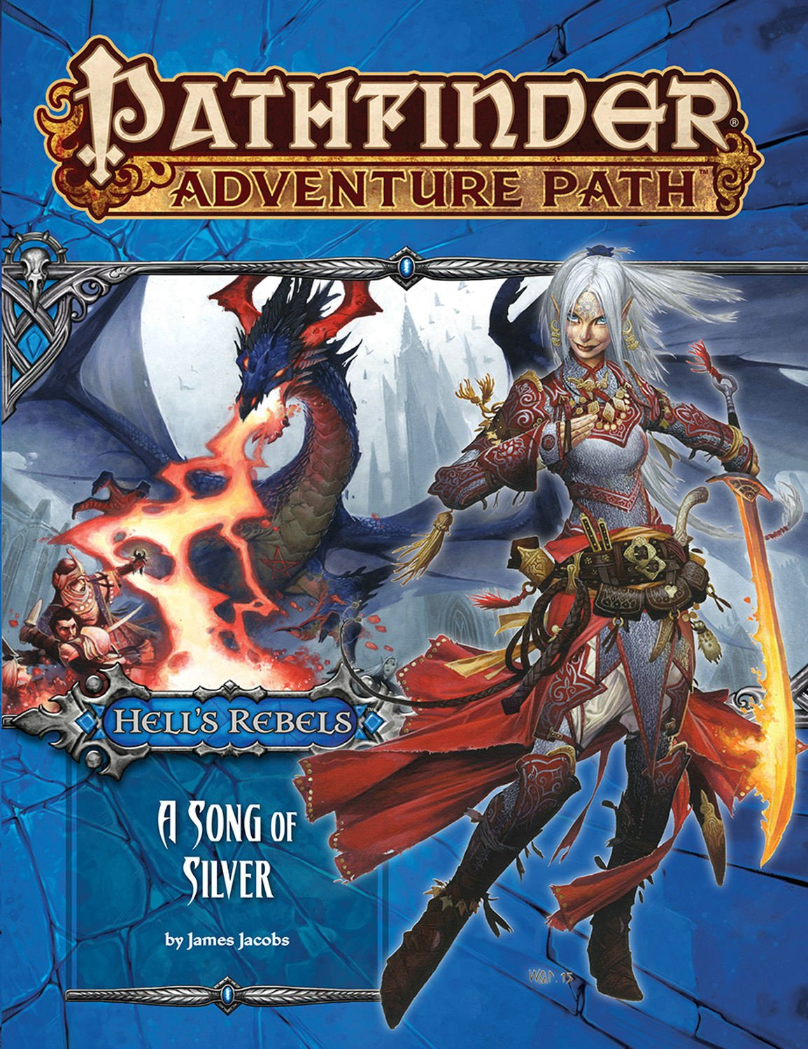 Pathfinder Adventure Path: Hells Rebels Part 4 - A Song of ...