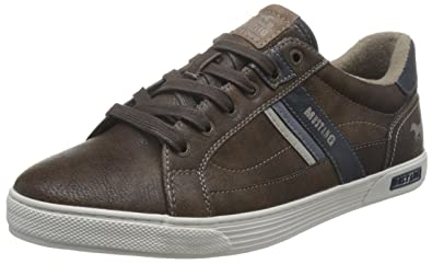 Mens 4120-301-360 Low-Top Sneakers, Brown Mustang