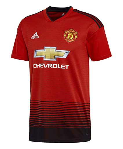 2ba526a6ba504 adidas World Cup Soccer Mens Soccer Manchester United Fc Home Jersey