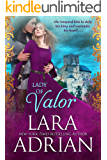 Lady of Valor (Warrior Trilogy Book 3)