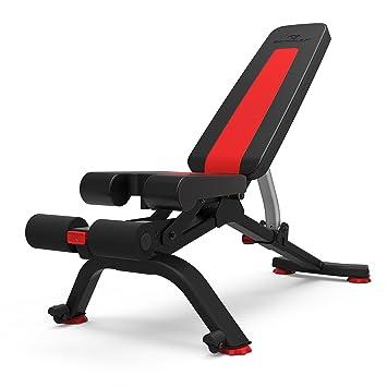Bowflex® - Banco de Pesas, Unisex Adulto, 100675, One Color, Talla única: Amazon.es: Deportes y aire libre
