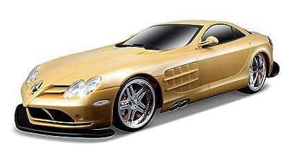 Amazon Com Maisto R C 1 10 Mercedes Benz Slr Mclaren Colors May