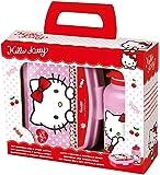 p: os 24322 - Pausenset Hello Kitty, 2 piezas Conjunto en una caja de regalo