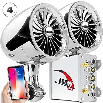 "Review GoldenHawk 600W Amplifier 4"""