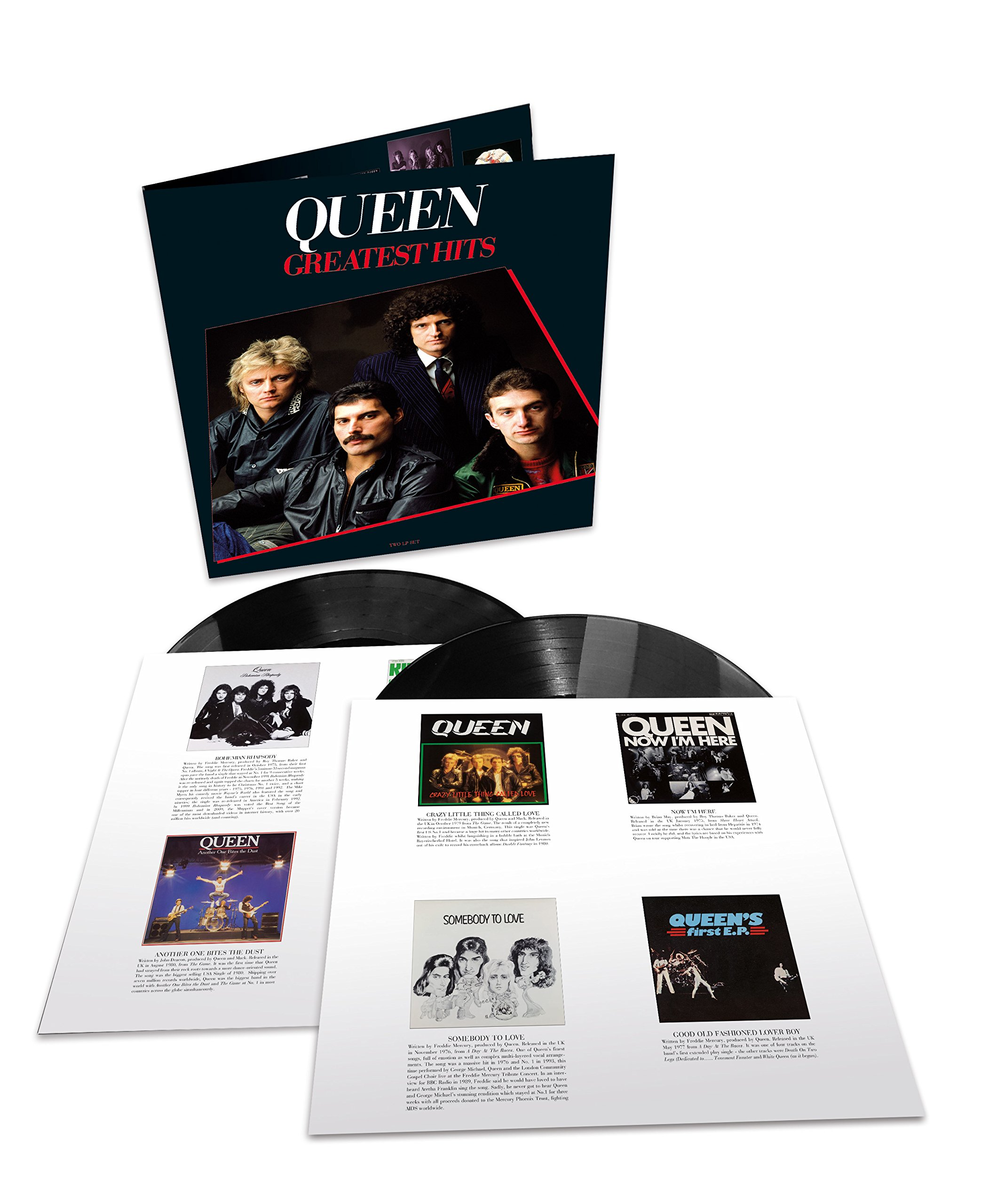 Greatest Hits I [2 LP] by VINYL