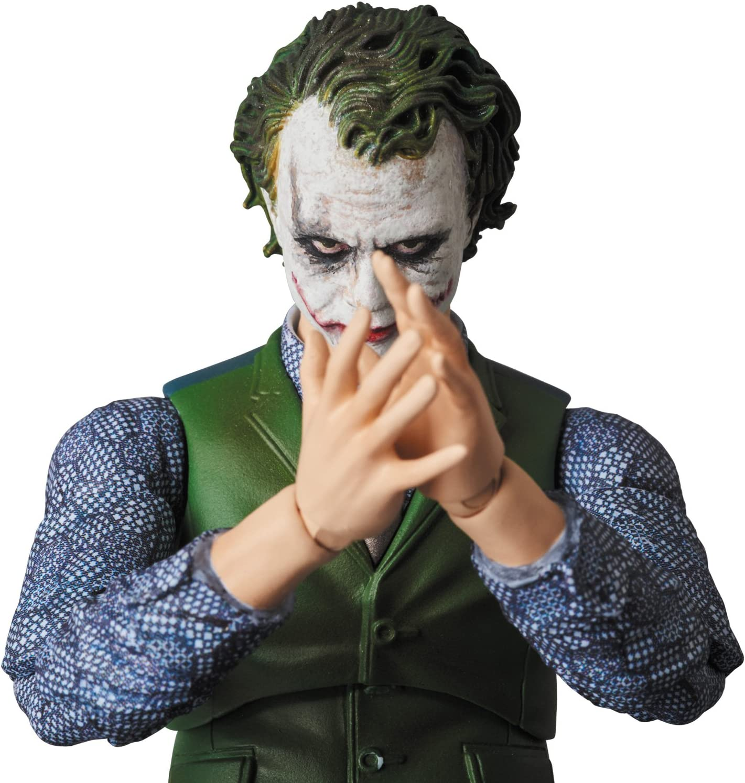 MAFEX The Dark Knight Trilogy Joker Police Cop version Action figure