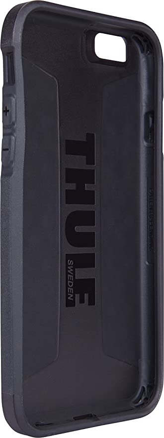ac2bc2f4c6a Thule Atmos X3 Funda iPhone, Adultos Unisex, Negro, 8.6 x 1.2 x 16.3 cm:  Amazon.es: Electrónica