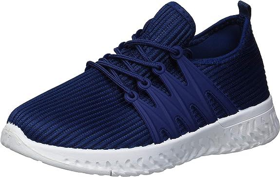 Yoki Zapatos de Correr Casual para Mujer, Marino, 9 US: Amazon.com.mx: Ropa, Zapatos y Accesorios