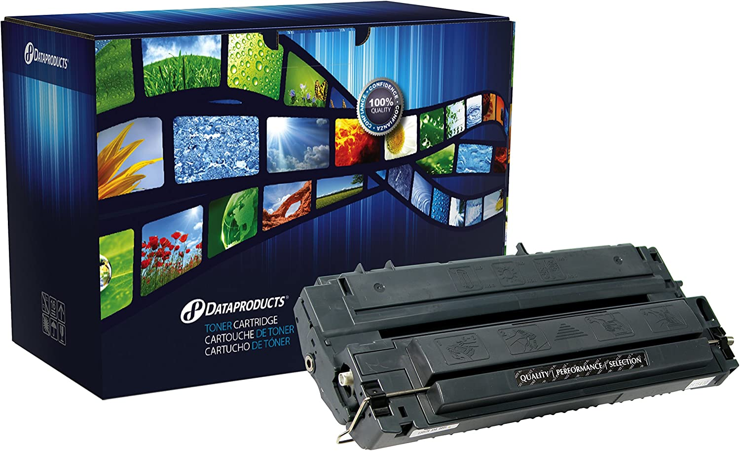 Dataproducts DPC03P Remanufactured Toner Cartridge Replacement for HP C3903A