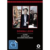 Donna Leon - Collection (Filme 1-20) [10 DVDs]