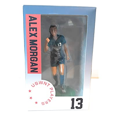 CultureFly collectible figure Alex Morgan Soccer #13: Toys & Games