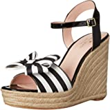 kate spade new york Women's Darya Espadrille Wedge Sandal