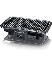 Severin PG 2790 Electric Barbecue Grill, 2500 Watt, Black