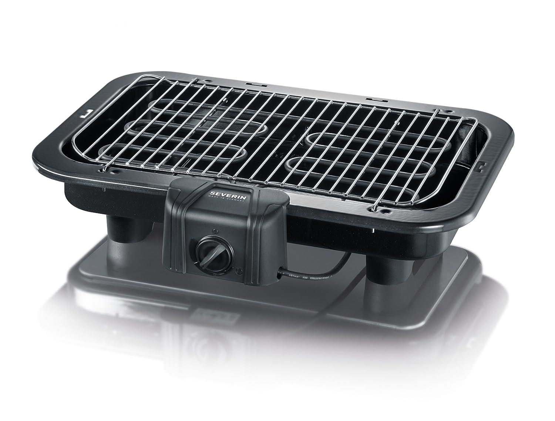 Severin Elektrogrill Abdeckung : Severin pg elektrischer grill grill watt schwarz