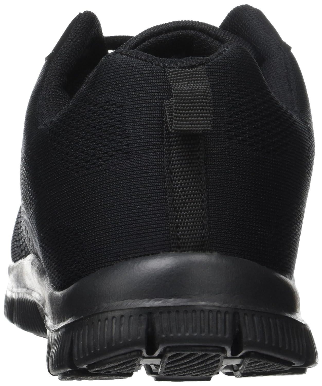 Hombre Get Fit Malla El Correr Entrenadore Atlético Para Caminar Zapato - Negro/Negro - 46 BT0047 vbrBsFJj4r
