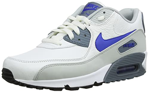 Nike Air Max 90 Leather Mens Running Shoes