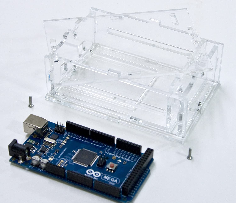 Acrylic Case for Arduino MEGA
