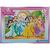 Clementoni - Puzzle 30 Princess